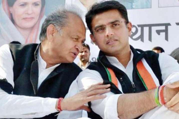 कौन होगा राजस्थान का अगला मुख्यमंत्री, कांग्रेस विधायक दल की बैठक आज - India TV