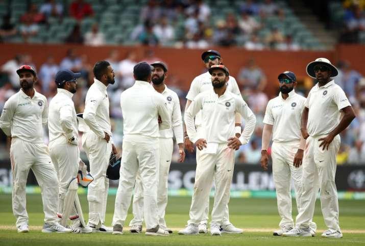India vs Australia एडिलेड टेस्ट: ट्रैविस हेड का अर्धशतक, मजबूत स्थिति में टीम इंडिया- India TV