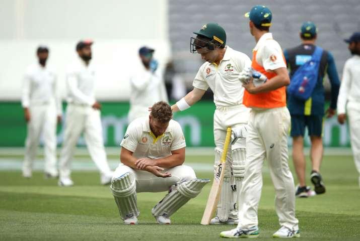 स्टीव वॉ और पोंटिंग ने की फिंच को हटाकर लाबुशेन को टेस्ट टीम में रखने की अपील - India TV