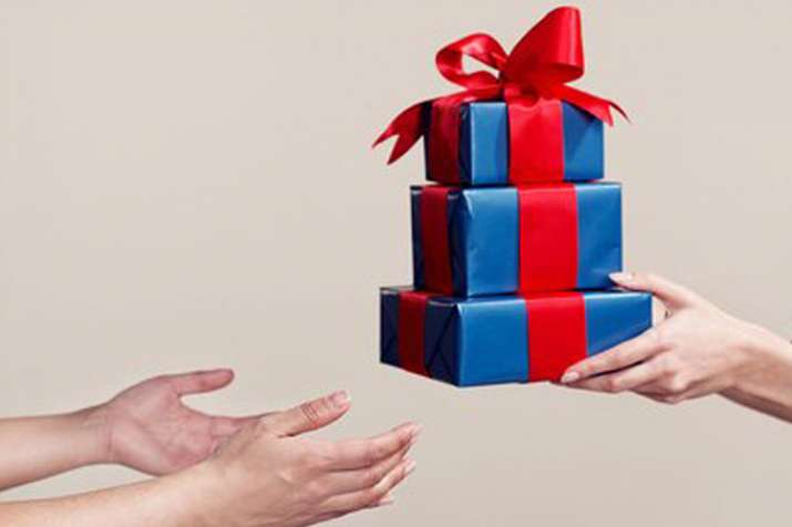 Gifts- India TV