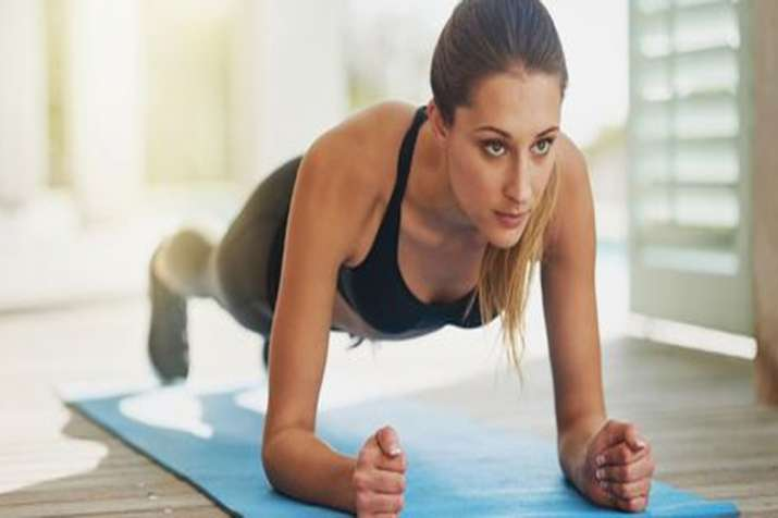 Easy exercises to tone arms- India TV