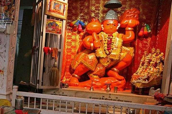 हरियाणा, बल्लभगढ़, हनुमान मंदिर- India TV