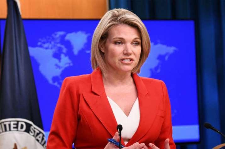 ट्रंप ने हीथर नॉअर्ट को संयुक्त राष्ट्र में अमेरिका की नई राजदूत नामित किया- India TV
