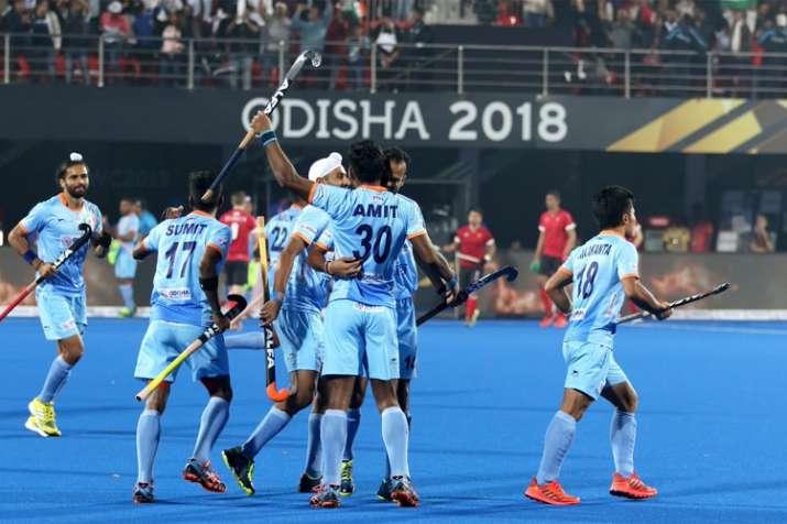 Indian Hockey Team- India TV