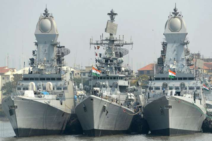 Cautiously observing' Chinese presence in IOR: Indian Navy- India TV