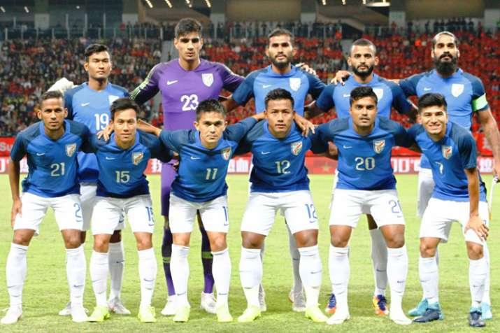 भारतीय फुटबॉल टीम ने...- India TV