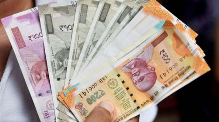 indian currency- India TV Paisa