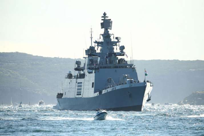 Indian Navy to get 56 new warships in next 10 years- India TV
