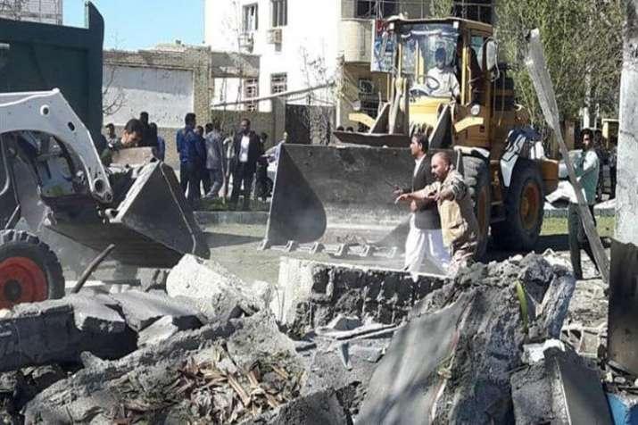 Chabahar Iran bomb blast- India TV