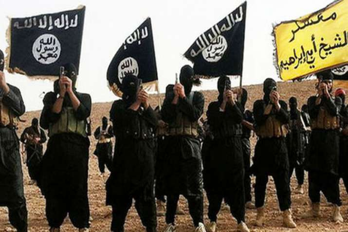 Jammu and Kashmir, ISIS flags, Srinagar mosque- India TV