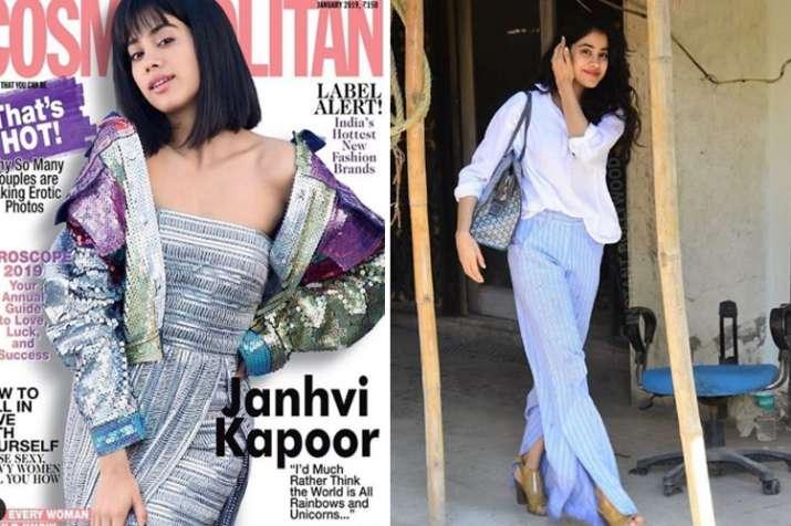 jhanvi kapoor- India TV