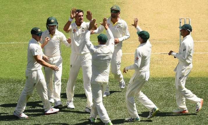 Australia Team- India TV