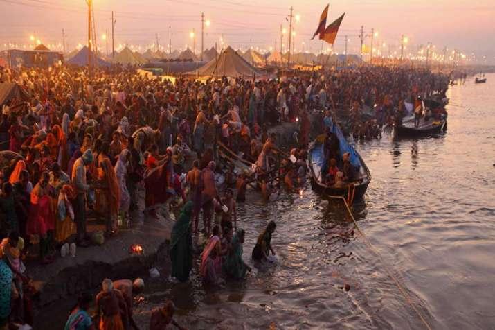 कुंभ मेला 2019- India TV
