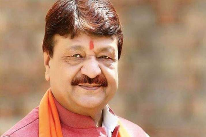 Kailash vijyavergiya- India TV