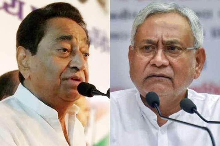 Kamal Nath takes swipe at migrants from UP & Bihar, JDU hits back- India TV