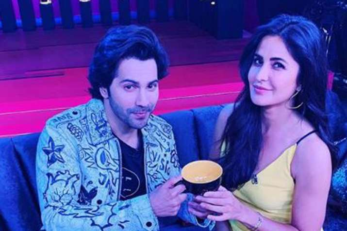 Katrina Kaif, Varun Dhawan- India TV