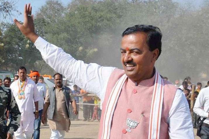 मंदिर निर्माण पर सहमति को शीर्ष प्राथमिकता देती है भाजपा: केशव प्रसाद मौर्य- India TV