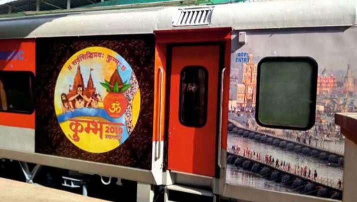 kumbh mela train- India TV