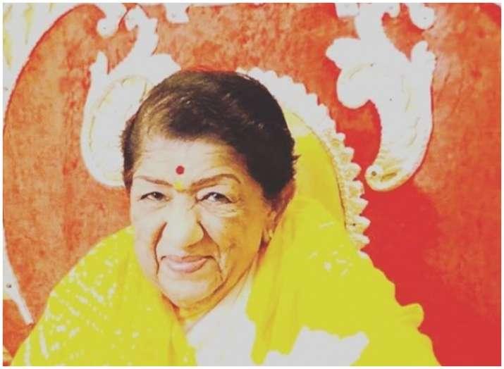 lata Mangeshkar- India TV