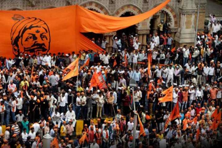 maratha reservation- India TV