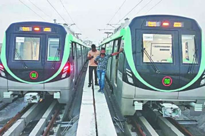 Greater Noida Metro- India TV