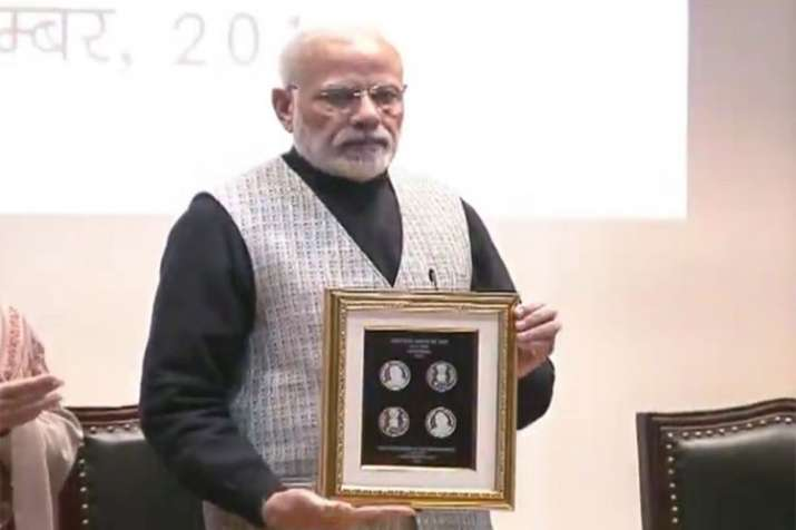 PM Modi to releases commemorative coin of Rs 100 on Atal Bihari Vajpayee - India TV Paisa