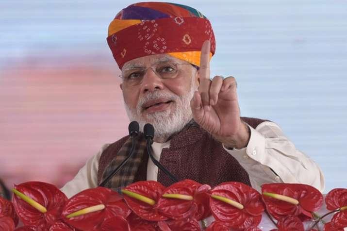 कांग्रेस नेताओं ने समझदारी दिखाई होती तो भारत से अलग नहीं होता करतारपुर साहिब: PM मोदी- India TV
