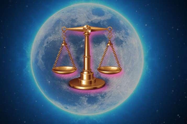 Moon in libra- India TV
