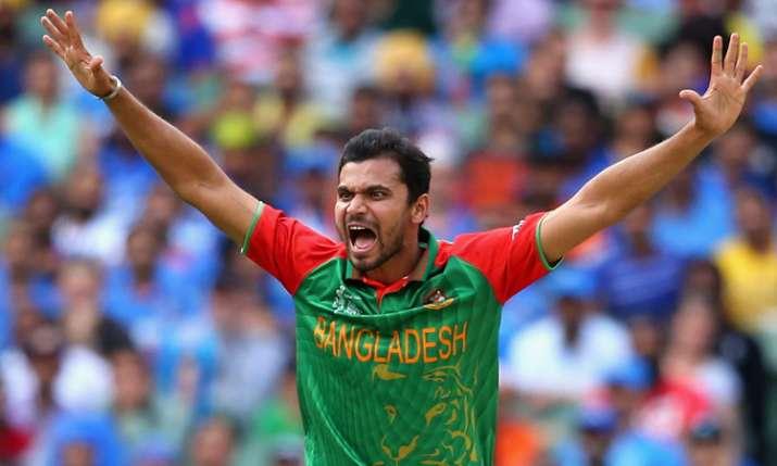 शेख हसीने से ज्यादा वोटों से जीते बांग्लादेश के कप्तान मशरफे मुर्तजा- India TV