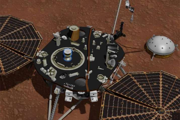 Listen to the sounds of Mars wind captured by Nasa's InSight lander | NASA- India TV