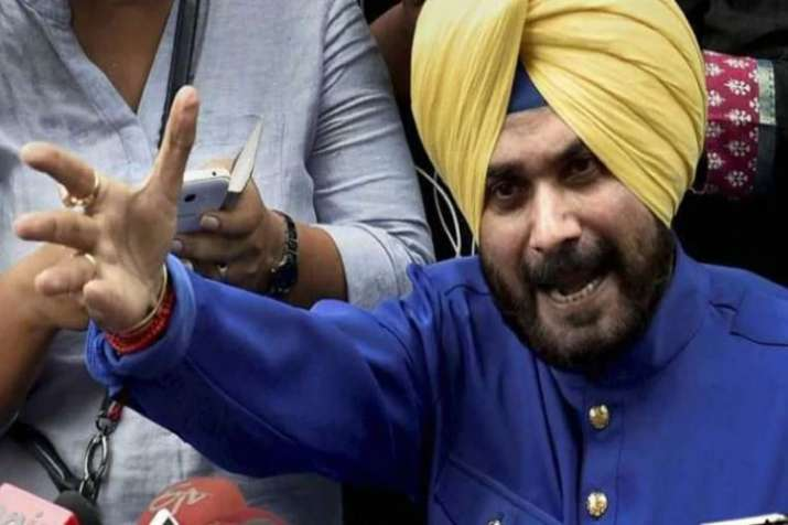 On brink of loosing voice, Sidhu advised complete rest for 5 days- India TV