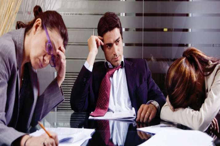 Ways to Break the Tension in Your Office- India TV