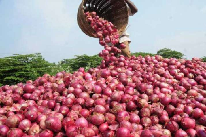 farmer gets 51 paise per kg for his onions, sends money...- India TV