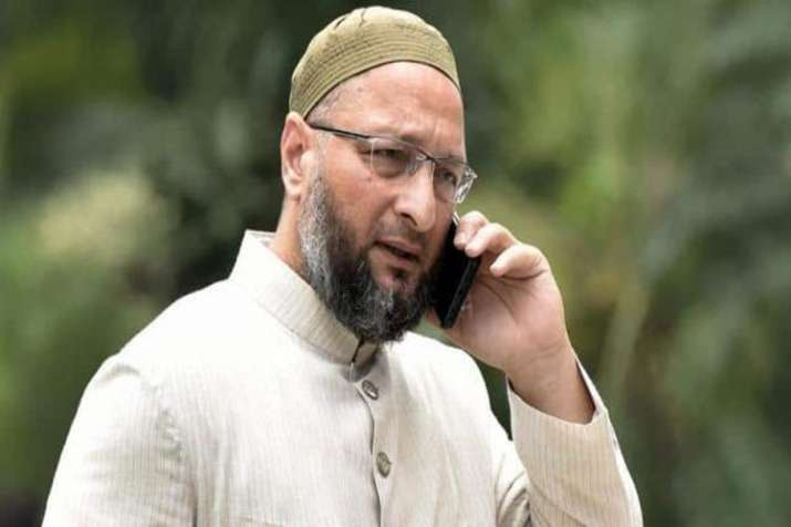 Will not become part of government of TRS again comes to Power in Telangana says Asaduddin Owaisi- India TV