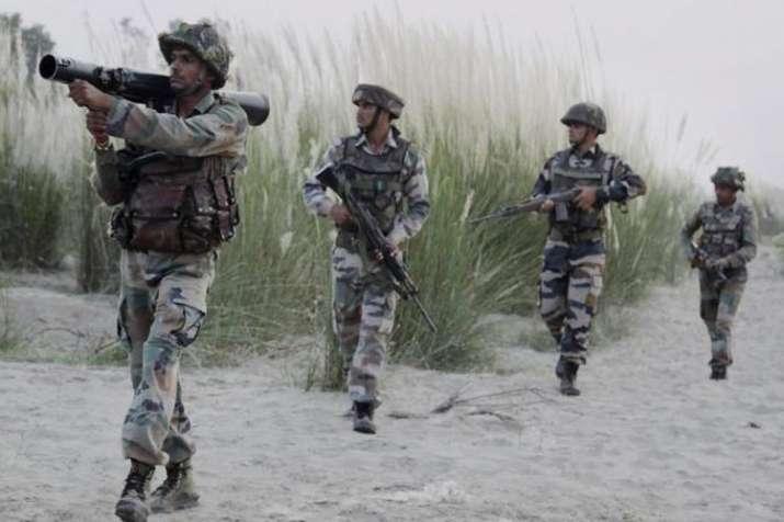 Jammu and Kashmir: India, Pakistan trade fire on LoC   PTI Representational- India TV