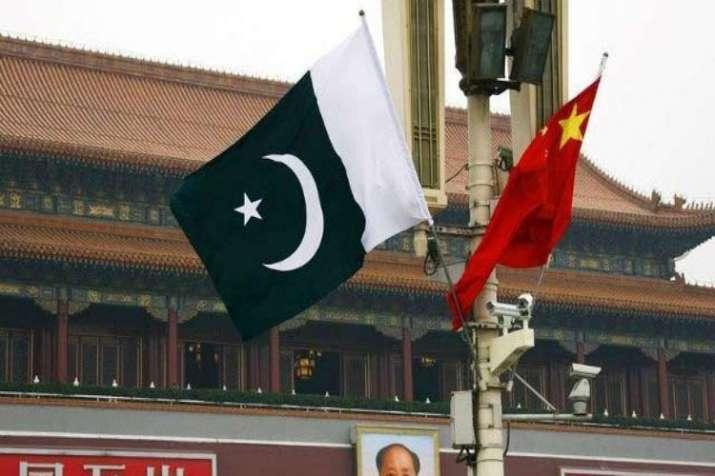 Pakistan China flag- India TV