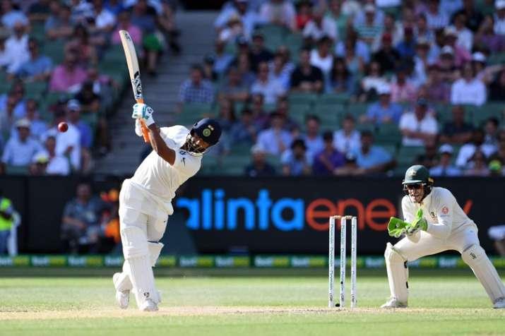 Tim Paine Rishabh Pant- India TV