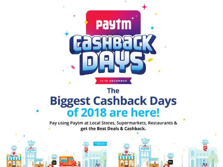 paytm cashback- India TV Paisa