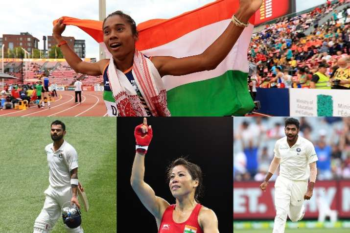 Indian Sports person- India TV