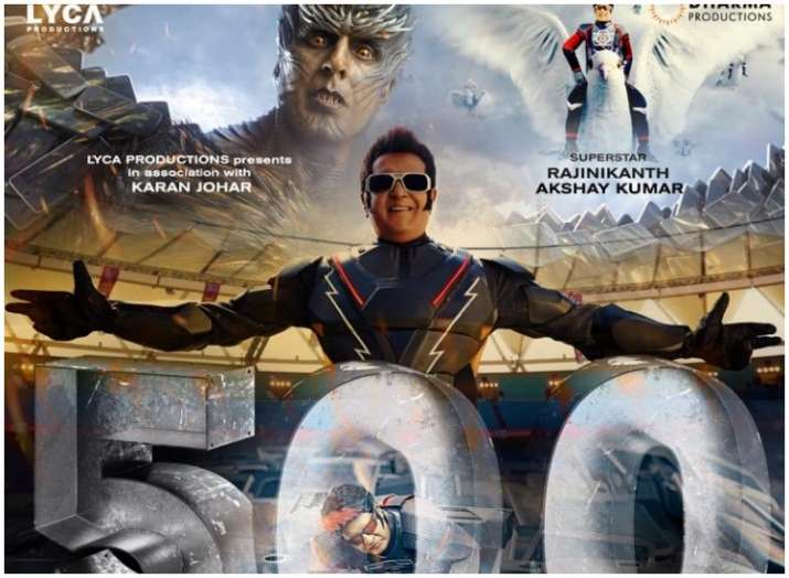 2.0 Box Office Collection- India TV