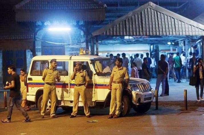 Maharashtra police- India TV