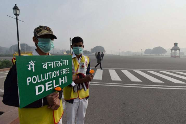 Odd-Even scheme may be back, says Kejriwal as air quality dips- India TV