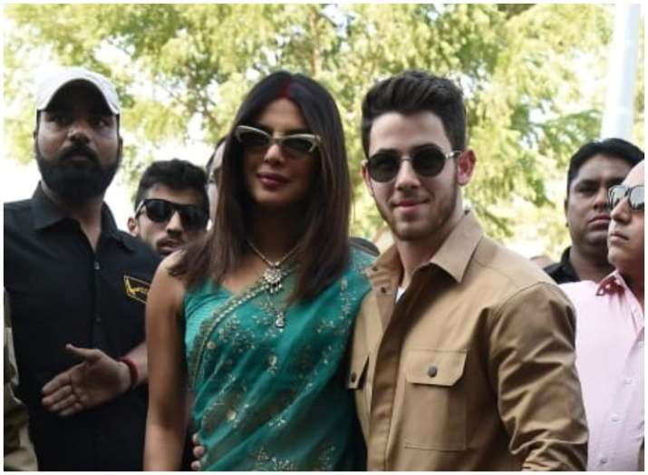 Priyanka chopra and Nick jonas- India TV