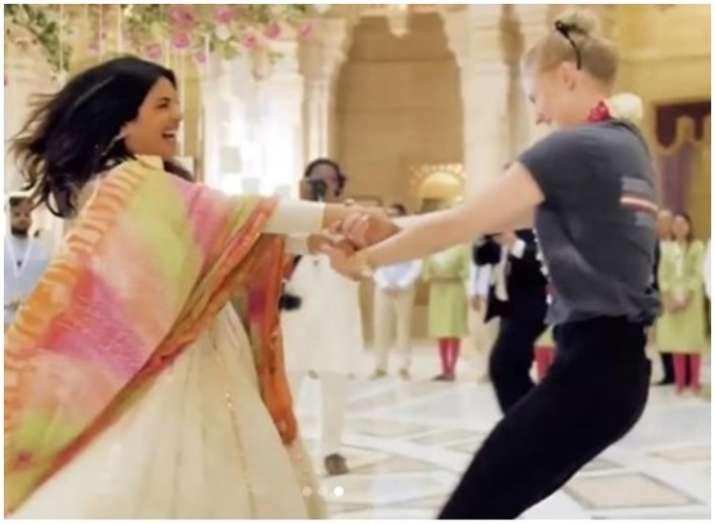 priyanka and sophie- India TV