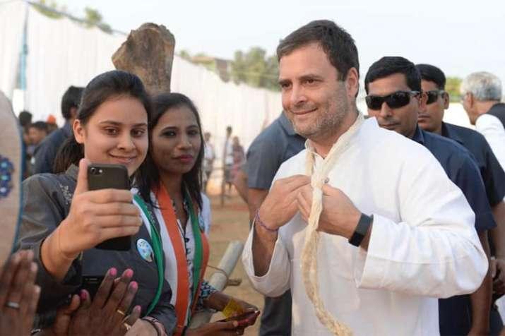Rahul Gandhi | Facebook- India TV
