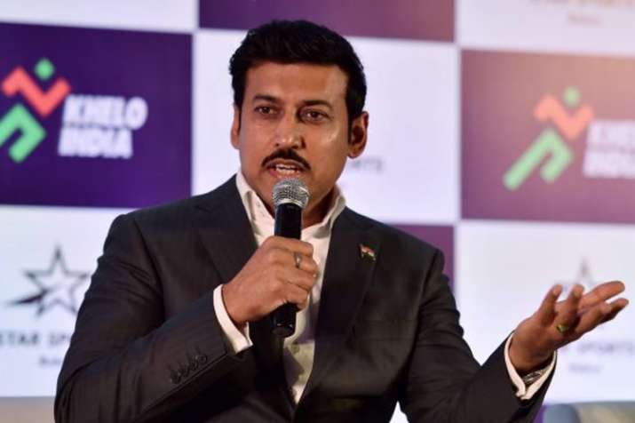 Rajyavardhan Singh Rathore- India TV