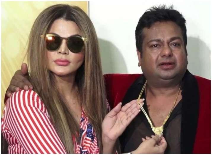 Rakhi and deepak- India TV