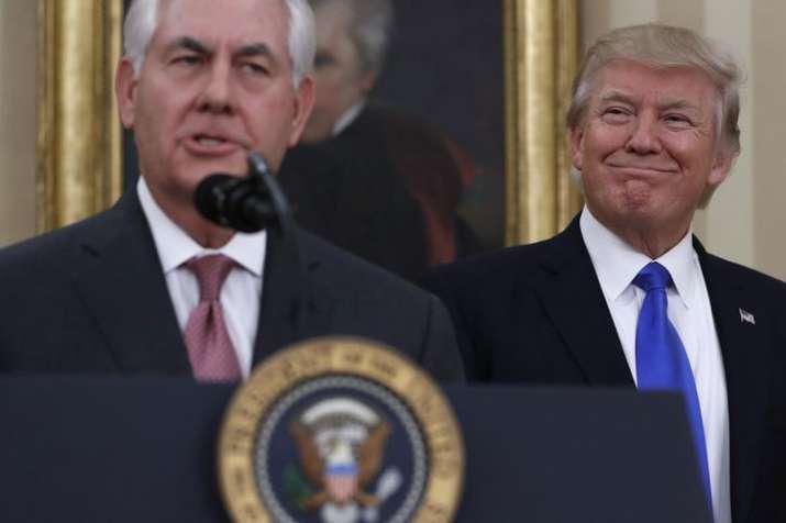 United States: Donald Trump calls Rex Tillerson 'dumb as a rock' | AP File- India TV