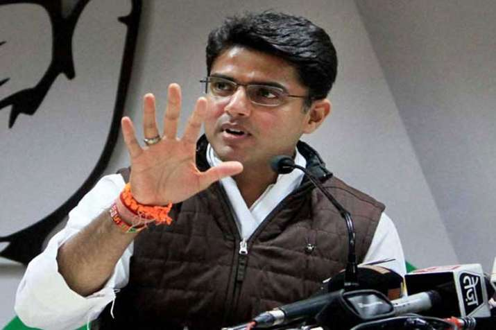 Sachin Pilot ask supporters to maintain discipline- India TV