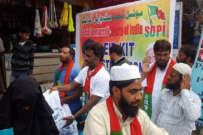 अयोध्या में 'राम मंदिर आंदोलन' के जवाब में 'मस्जिद आंदोलन', SDPI का आज दिल्ली में रैली- India TV